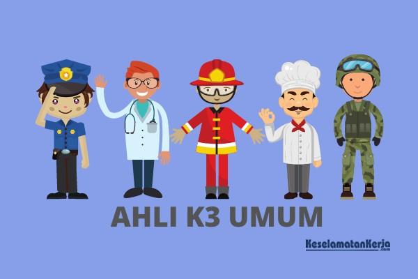 AHLI K3 UMUM