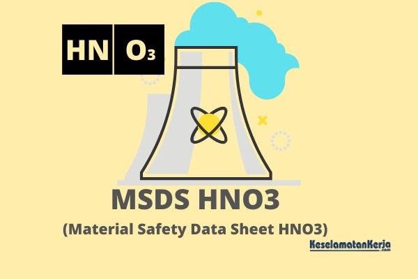 HNO3 MSDS