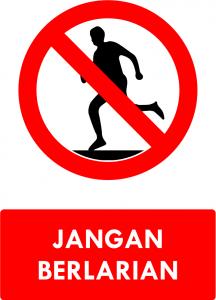 Jangan Berlarian