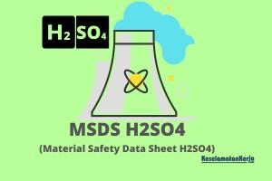 MSDS H2SO4