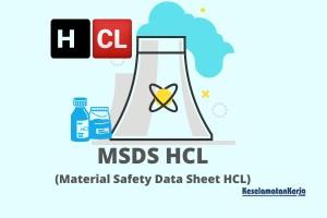 MSDS HCL