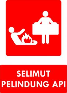 Selimut Pelindung Api