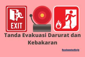 Tanda Evakuasi