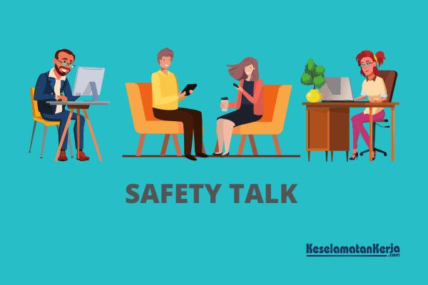 Materi Safety Talk