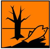 simbol bahan kimia bahaya lingkungan